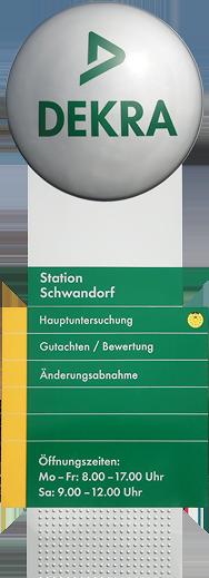 Dekra Service im Autohaus Schwandorf